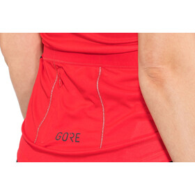 GORE WEAR C5 Maillot sans manches Femme, hibiscus pink/white